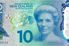 New Zealand 2015 Series 7 $10 Bank Note