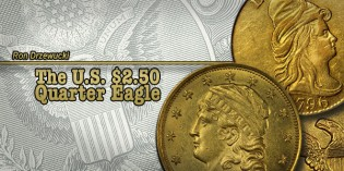 The U.S. $2.50 Gold Quarter Eagle
