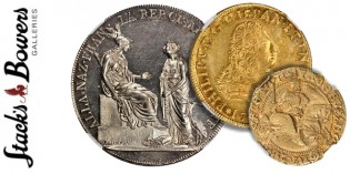 Stack's Bowers Baltimore World Coin Auction Offers Excitement!