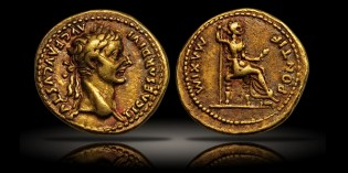 "Roman Coins – The  ""Tribute Penny"" – Render unto Caesar what is Caesar's"