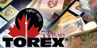 Auction Planned in Conjunction with Torex Coin Show