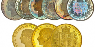 New World Records at Baldwin's Coin Auction 96