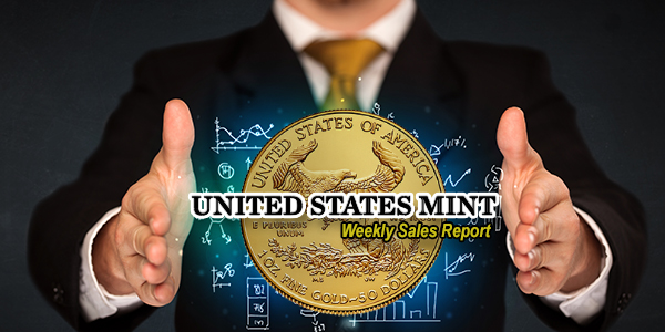 State of the Mint - U.S. Mint Coin Sales as of October 11, 2015