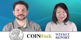 CoinWeek Weekly Report – October 19, 2015 – Video: 9:28