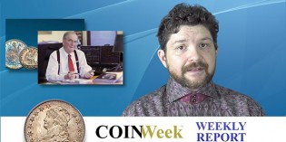 CoinWeek Weekly Coin Report – October 26, 2015 – Video: 8:19