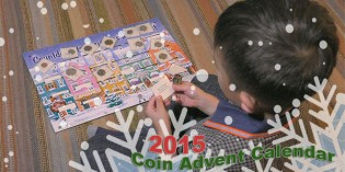 Hands on: Littleton Coin Company 2015 Advent Calendar – Video: 2:10