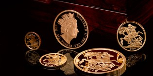 The Royal Mint 2016 Britannia Bullion Range
