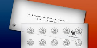 2015 America the Beautiful Quarters Circulating Coin Set Available Nov. 18