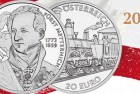 Collecting the Coins of Austria: 2003: Prince Metternich (Fürst Metternich) 20 Euro Silver Coin