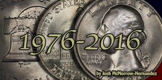 40 Years Since U.S. Bicentennial Coins First Hit Pocket Change
