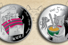 Bank of Latvia to Issue Five Cats Fairy Tale Coin