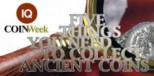 Markowitz: Five Things You Need to Start Collecting Ancient Coins – Video: 3:59
