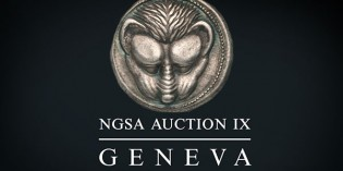 Masterpieces of Greek Coinage at Numismatica Genevensis