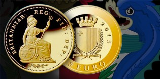Malta to Issue New €5 Gold Coin Representing 1/3 Farthing