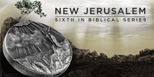 APMEX Announces New Jerusalem: Final Release of Six-Part Biblical Series