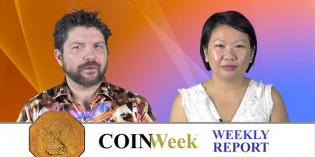 CoinWeek Weekly Report – November 12, 2015 – Video: 8:27