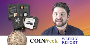CoinWeek Weekly Coin Report – November 2, 2015 – Video: 5:19