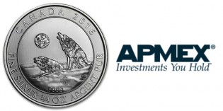 Howling Wolves: Second Grey Wolf Silver Coin Released to Market