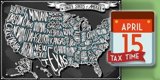 Ron Drzewucki's Bullion Sales Tax Series, State by State: Pt. 1