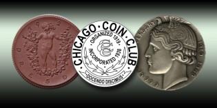 Chicago Coin Club 2015 Annual Banquet Dec. 9