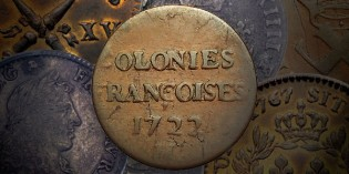 New Book on French Coinage Made for American Colonies out Jan. 3