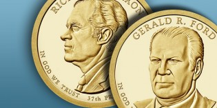 United States Mint Announces 2016 Presidential $1 Coins Designs