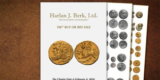 Harlan J. Berk: Buy or Bid Sale 196 Now Open