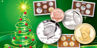 Why U.S. Proof Sets are made for the holidays!
