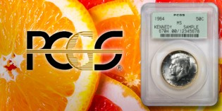 PCGS Launches 30th Anniversary with Historic Sample Slab Display at FUN