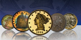Legend Rare Coin Auctions Closes 2015 with Strong Showing in Vegas