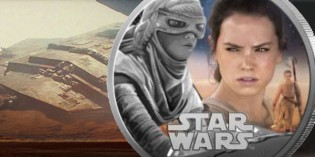 'Chewie, We're Home': New Han Solo Star Wars(TM) Silver Coin from CIBC