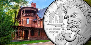 Pricing for Mark Twain, Park Service Commemorative Coins Announced