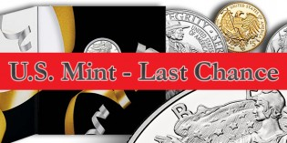 U.S. Mint Silver Products, Sets & More Going off Sale Dec. 30-31