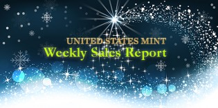 State of the Mint – U.S. Mint Coin Sales as of December 13, 2015