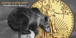State of the Mint – U.S. Mint Coin Sales as of November 29, 2015