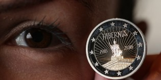 Central Bank of Ireland Issues €2 Coin Commemorating 1916 Easter Rising