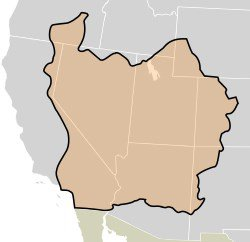Map of Deseret. Courtesy PMG