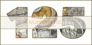 American Numismatic Association Celebrates 125th Anniversary