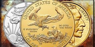 Final Sales Figures for U.S. Mint 2015 Bullion Coins