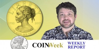 CoinWeek Weekly Coin Report – March 18, 2016 – 4K Video