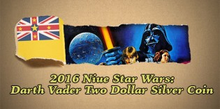CoinWeek Unboxing: Niue 2016 Star Wars: Darth Vader 1 Ounce Silver Coin – 4K Video