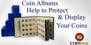 CoinWeek IQ: Coin Albums Help Protect and Display Your Coin Collection – Video
