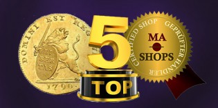 New Top 5 World Coins Available on MA-Shops