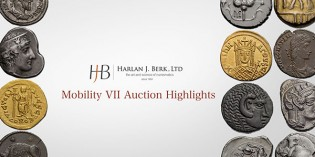CoinWeek Auction Preview: Harlan J. Berk Mobility VII – Video: 2:51