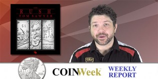 CoinWeek Weekly Coin Report – January 22, 2016 – 4K Video