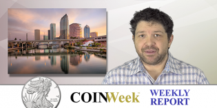 CoinWeek Weekly Coin Market Report – January 13, 2016 – 4K Video