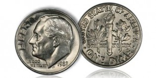 Choosing a Key Date Clad Roosevelt Dime