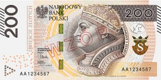 Paper Money – New 200-Zloty Banknote to Enter Circulation Feb. 12