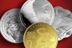 CIBC to Offer Chinese New Year Gold, Silver Monkey Coins