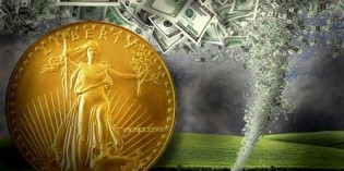 Gold & Silver Markets – Gold Surges – Market Concern Creeps Higher